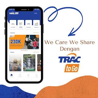 program we care we share dari trac