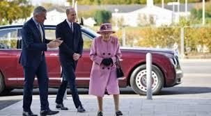UK Queen Elizabeth visits Novichok lab in first outing since coronavirus lockdown
