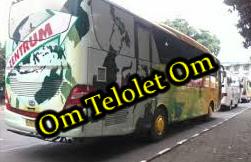 Benarkah Polisi Akan Menangkap Bus dan Truk Yang Memakai Telolet