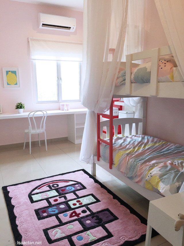 Prepare your child's room with love