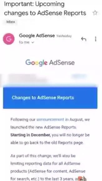 All Youtubers Received Mail From Adsense