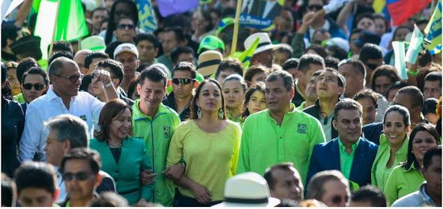 Revela corrupción de Alianza PAIS