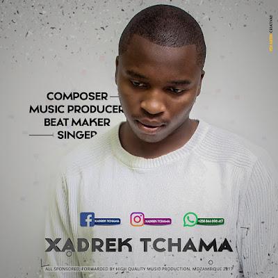 Xadrek Tchama- EP