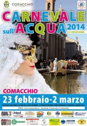 Carnevale di Comacchio 2014