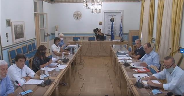 Την αποχώρηση της Περιφέρειας Πελοποννήσου από την Αναπτυξιακή Αργολίδας αποφάσισε το Περιφερειακό Συμβούλιο
