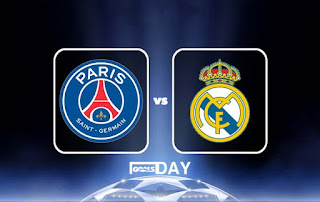 Paris Saint Germain vs Real Madrid – Highlights