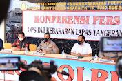DVI Polri Kembali Identifikasi 3 Jenazah Korban Kebakaran di Lapas Tangerang