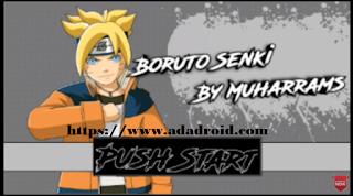 Naruto Senki Mod Boruto Senki by Muharrams Apk