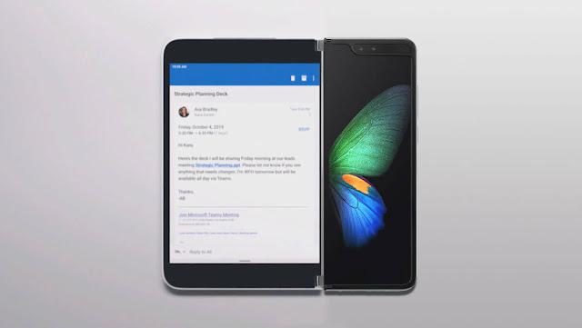 مقارنة بين هاتفي Galaxy Fold و Surface Duo : هل سيتغلب Surface Duo على عيوب جلاكسي فولد ؟
