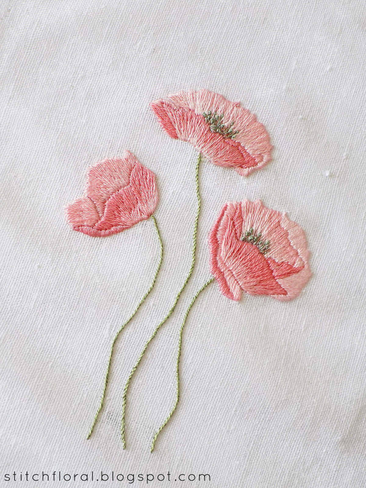 Hand embroidery freebie