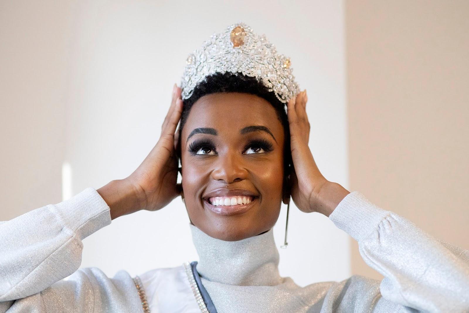 Miss Universe Zozibini Tunzi Tells CNN She Has Been Missing South Africa During New York Lockdown