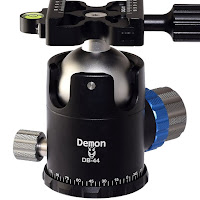 Desmond DB-44 Dual Notch Classic Ball Head Review