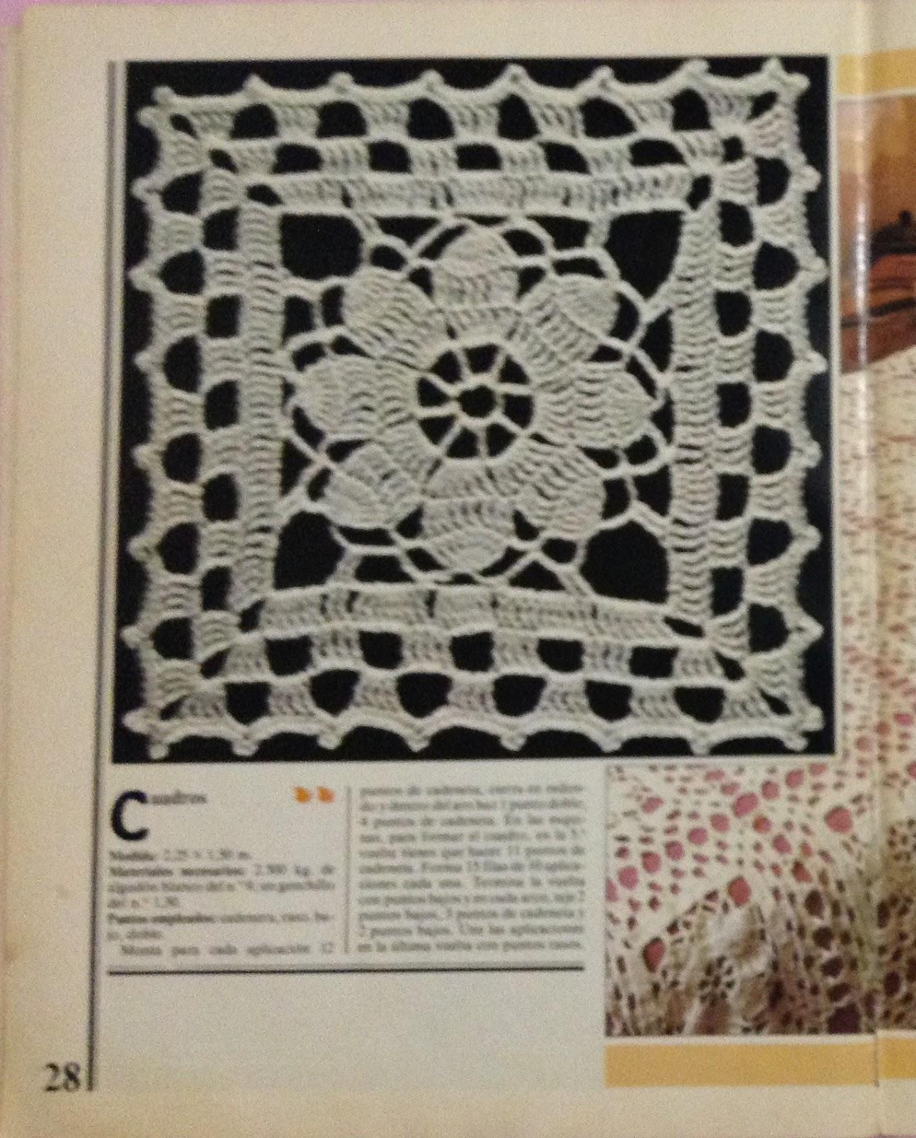 Creaciones Isabelita: Mis inicios en el Crochet