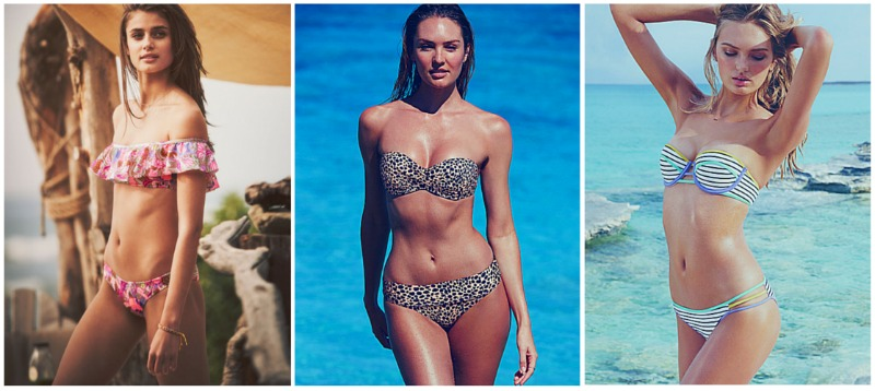 bikinis con estampados