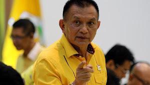 Anggota DPR RI asal Lampung, Lodewijk F. Paulus Terpilih Sekjen Golkar
