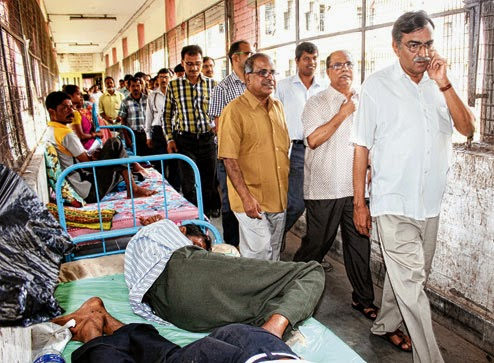 106 Japanese Encephalitis (JE) deaths in North Bengal Siliguri