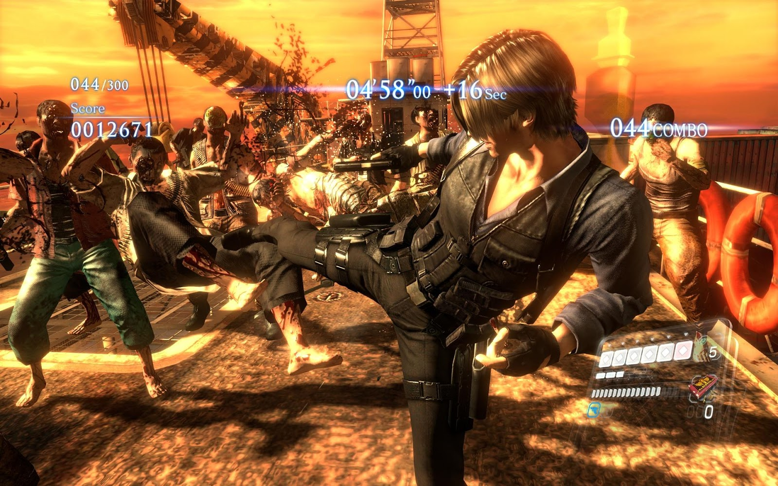 Download Resident Evil 6 Full Version