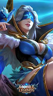 Pharsa Indigo Aviatrix Heroes Mage of Skins