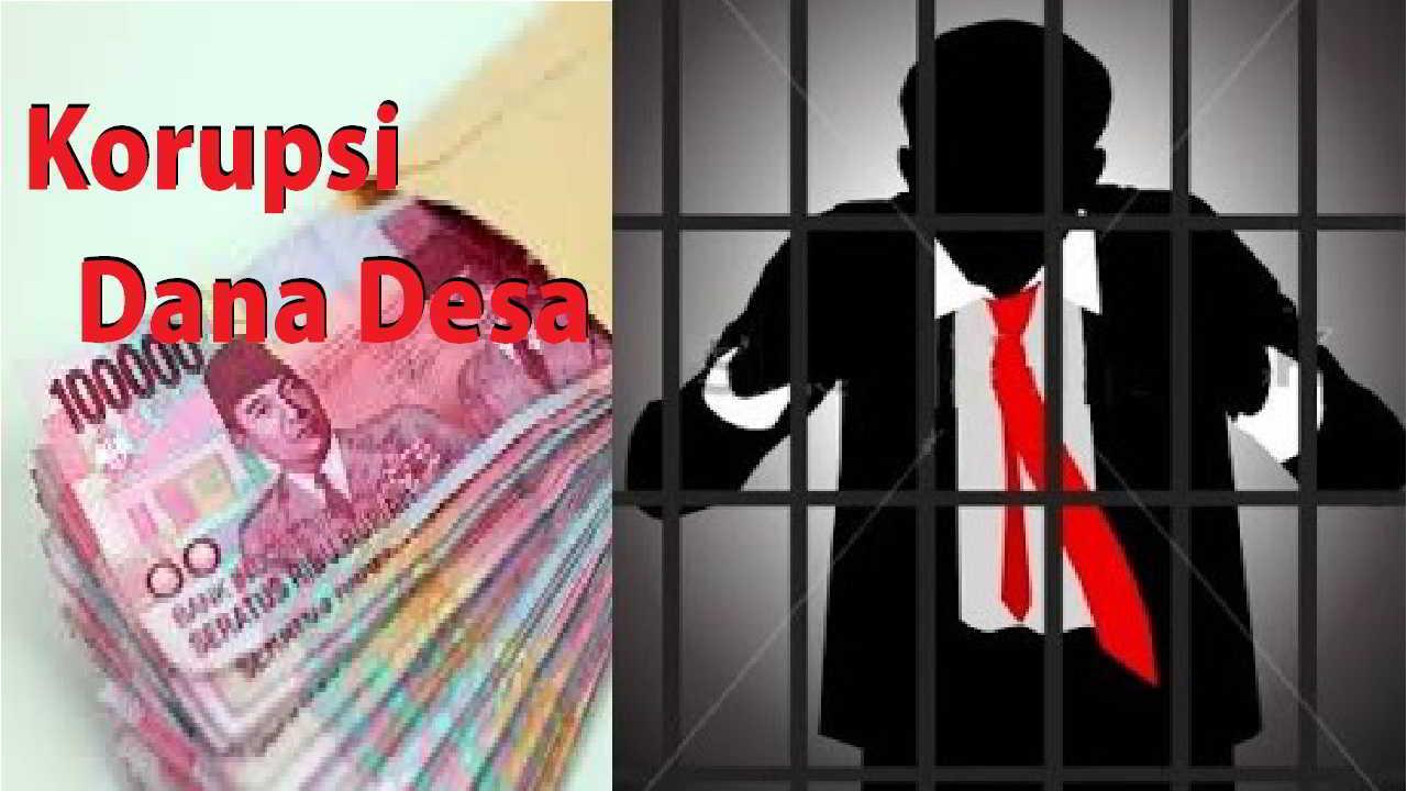 Korupsi Dana Desa, Majelis Vonis Kades Simangunsong 1,5 Tahun Penjara