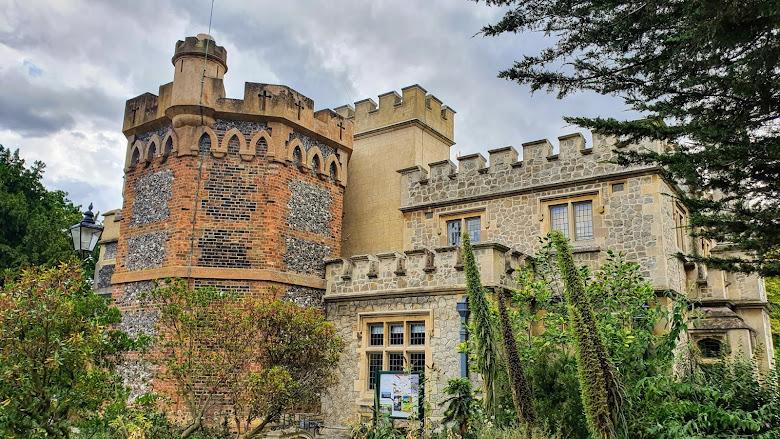 Whitstable Castle,也是婚禮場地呢