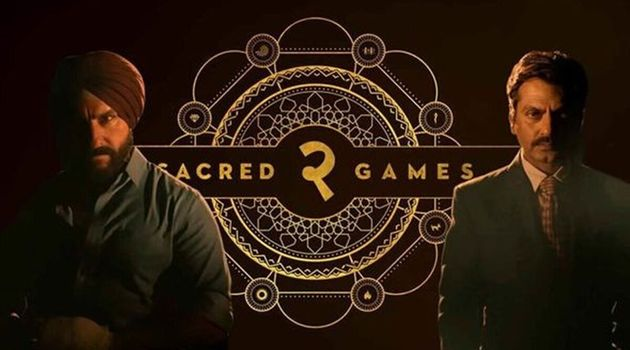 #TheLifesWayReviews - Sacred Games Season 2 @NetflixSA TV Series #Mystery #Drama