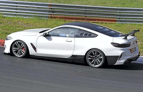BMW M8 CSL