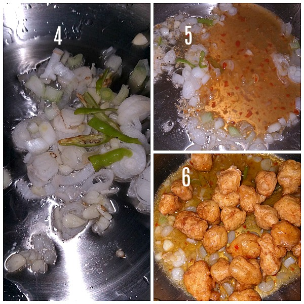 How to make the best sweet chili chicken