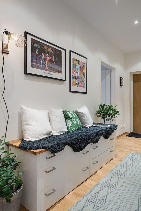 Ideas para aprovechar los huecos en tu hogar