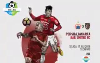 Jadwal Liga 1  Selasa 17 Juli 2018 - Siaran Langsung Indosiar & OChannel