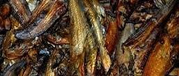 Ikan Selais Asap