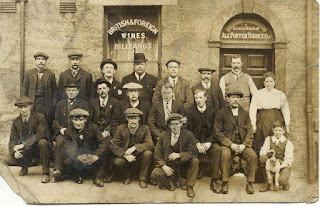 Farmers Arms Chorley Street Bolton pictured in 1910