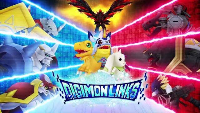 Game Smartphone Digimon Links Mengakhiri Layanan Pada Bulan Juli