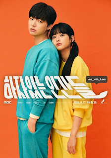 review drama korea love with flaws