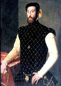 Garcilaso de la Vega (Posible retrato)