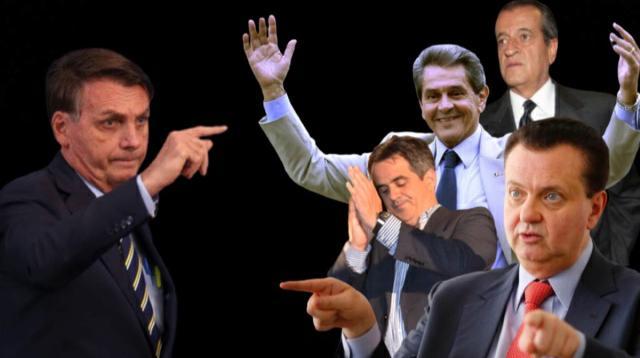 Centrão é a jogada de Bolsonaro para evitar o impeachment