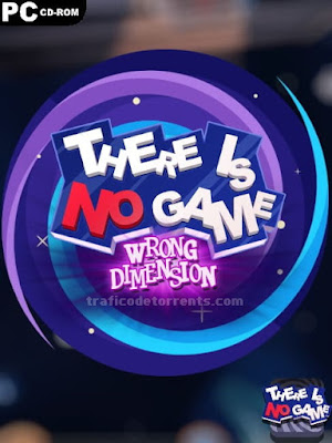 Capa do There Is No Game: Wrong Dimension