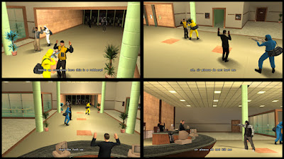 gta san andreas bank robbery mission