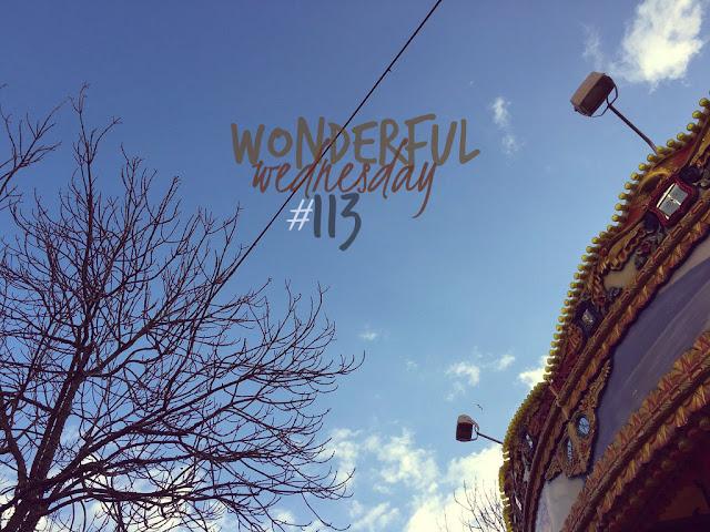 Wonderful Wednesday #113