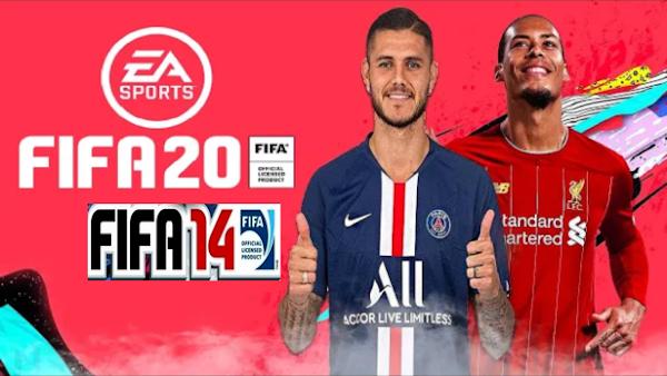 FIFA 14 MOD 2020 APK+OBB+DATA Download