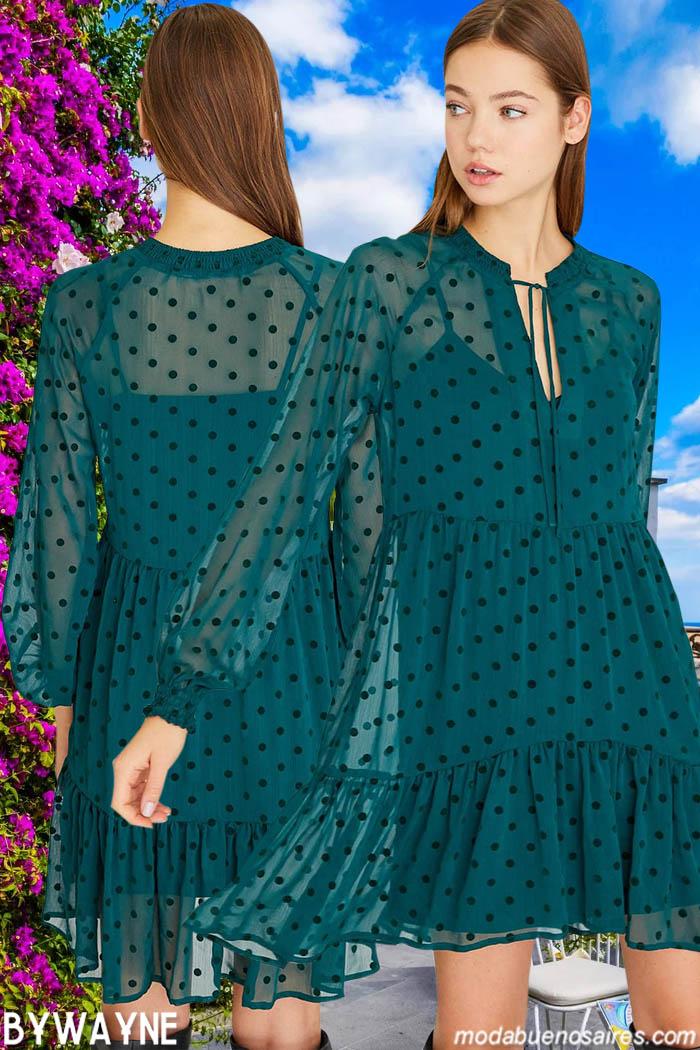 vestidos verano 2021 moda