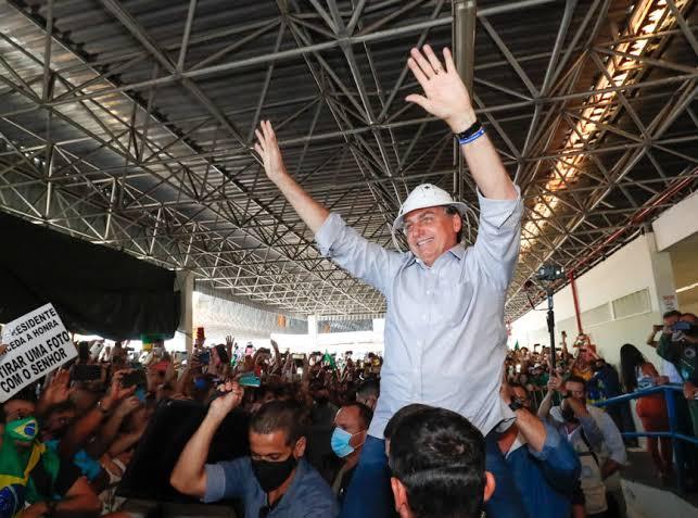 Confira agenda da visita do presidente Bolsonaro ao Maranhão nesta quinta-feira, dia 29.