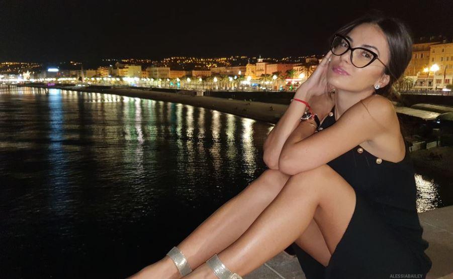 AlessiaBailey Model GlamourCams