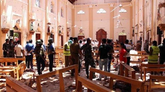 Teror Srilanka