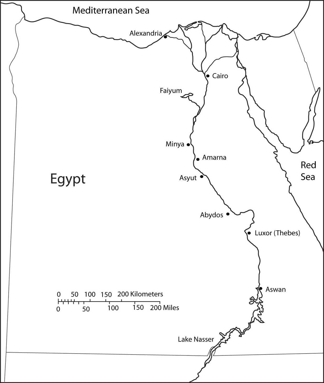 Abydos Dispatches: Some Background