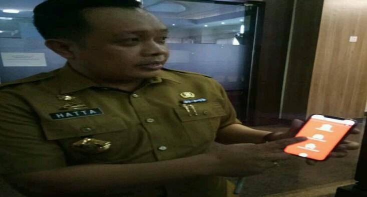 Gubernur Sulsel Bakal Copot Kabiro Umum Muh Hatta