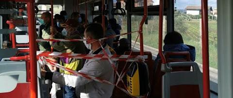 Come dobbiamo comportarci quando prenderemo un autobus?