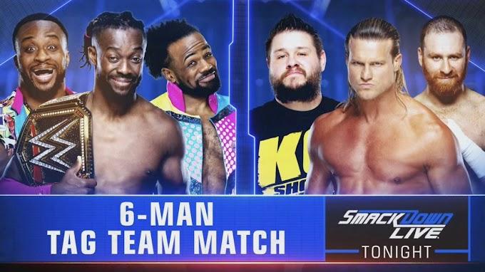 Replay: WWE Smackdown Live em Português 11/06/2019