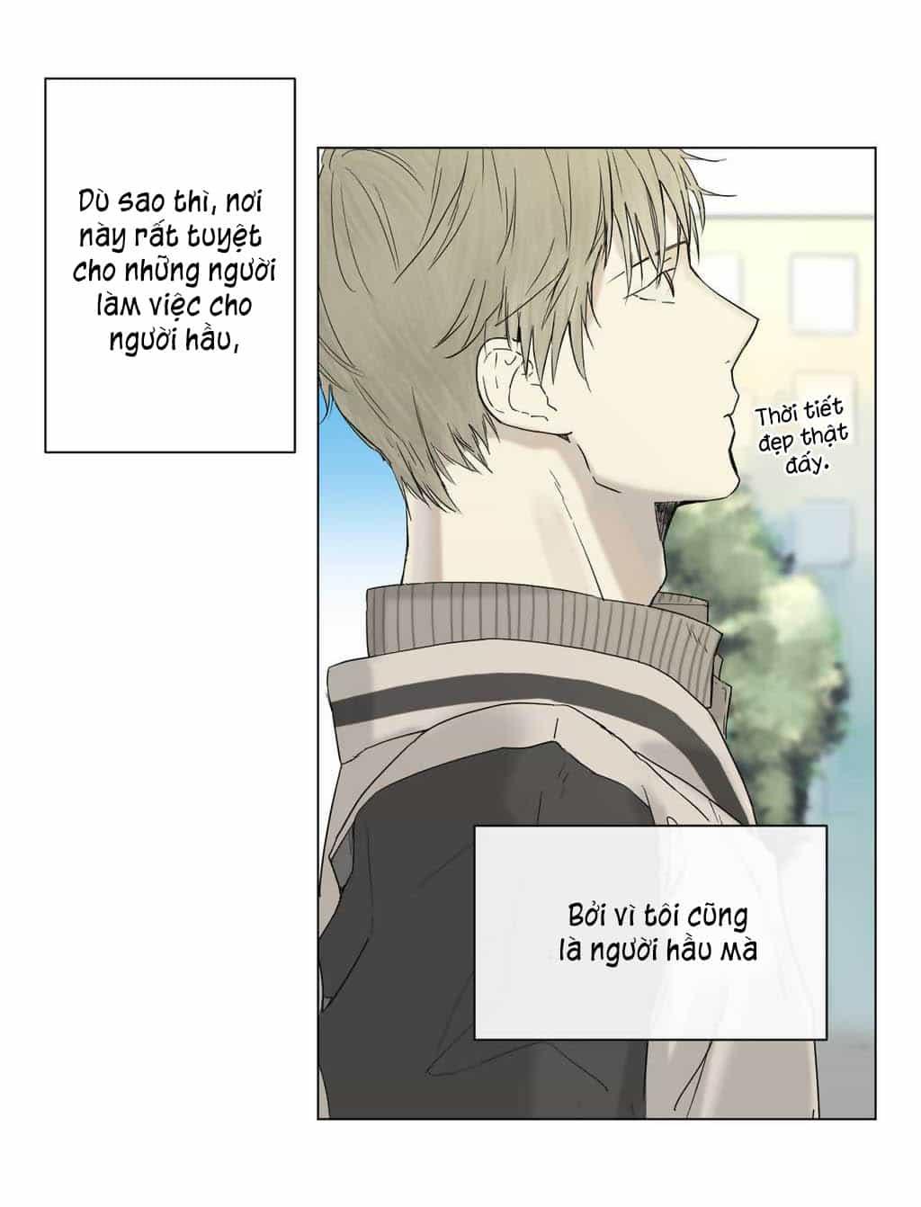 Trang 49 - Người hầu hoàng gia - Royal Servant - Chương 007 () - Truyện tranh Gay - Server HostedOnGoogleServerStaging