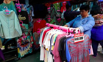 Berburu Baju Bekas Berkualitas Pasar Cimol Gedebage