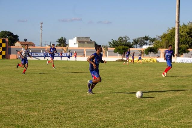 Atletas de Cruz das Almas vão disputar o Campeonato Baiano Sub-20